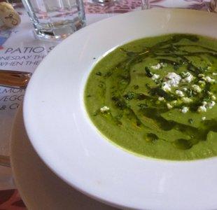 Sweet Laurette soup