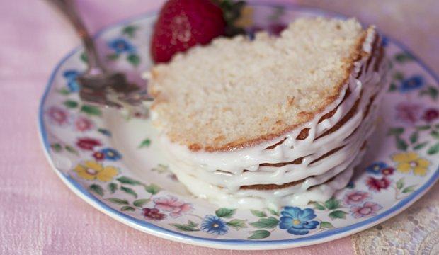 Ricotta Pound Cake