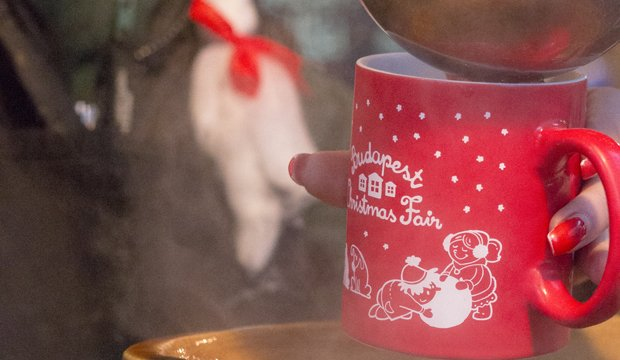 Budapest Christmas Fair mug