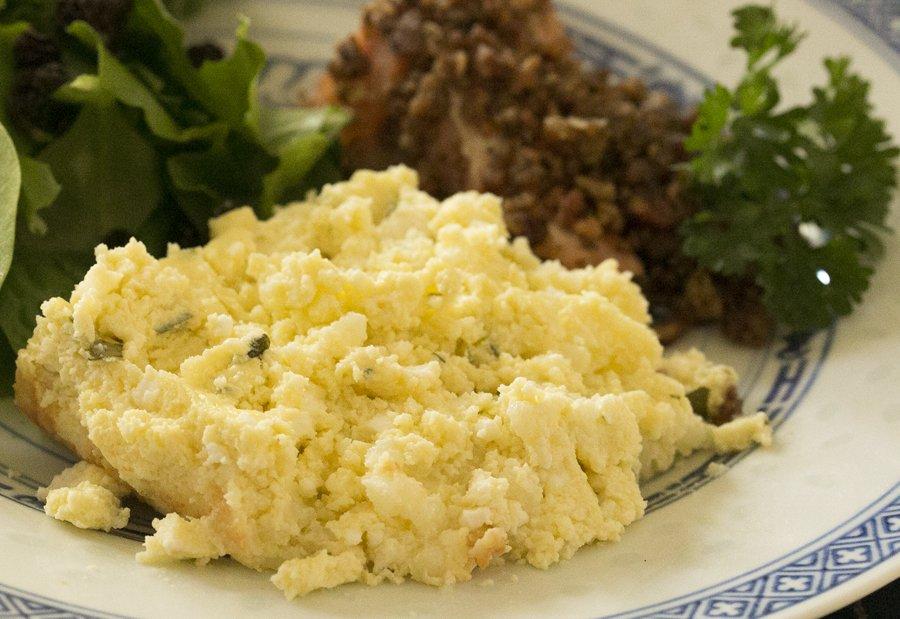 Feta Rice Casserole