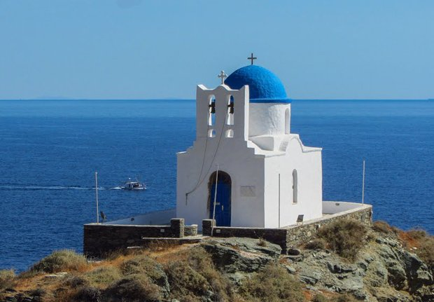 Church of the Seven Martyrs, Sifnos